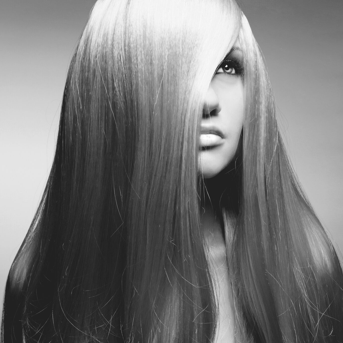 how to make frizzy hair straight and silky naturally