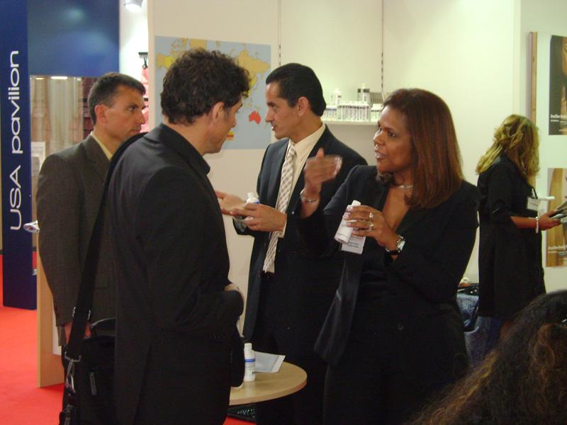 March 2009 Cosmoprof – Bologna – Italy