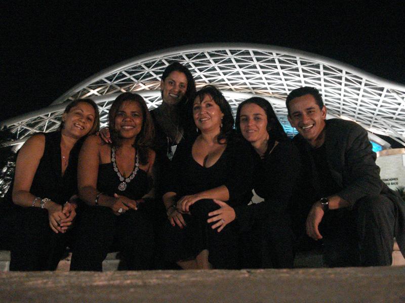 October 2007 San Juan Beauty Show – San Juan – Puerto Rico