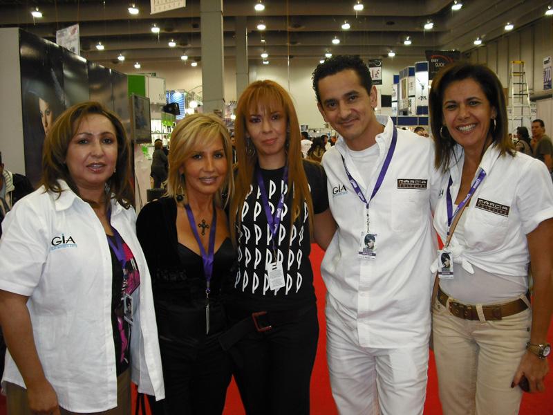 October 2008 Expo Beauty Show – Mexico DF – Mexico