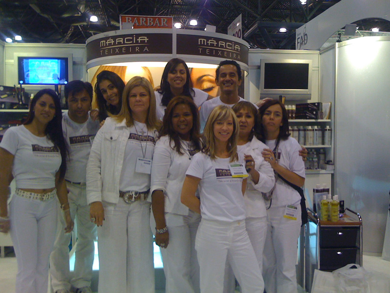 April 2008 International Beauty Show (IBS) – New York – USA