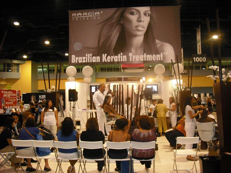 August 2009 Miami Beauty Show – Miami – USA