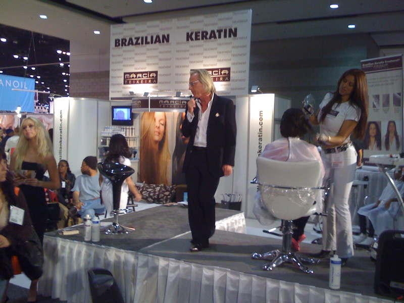 March 2008 America's Beauty Show (ABS) – Chicago – USA