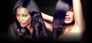 With Keratin Your Hair Gets The Full Treatment!