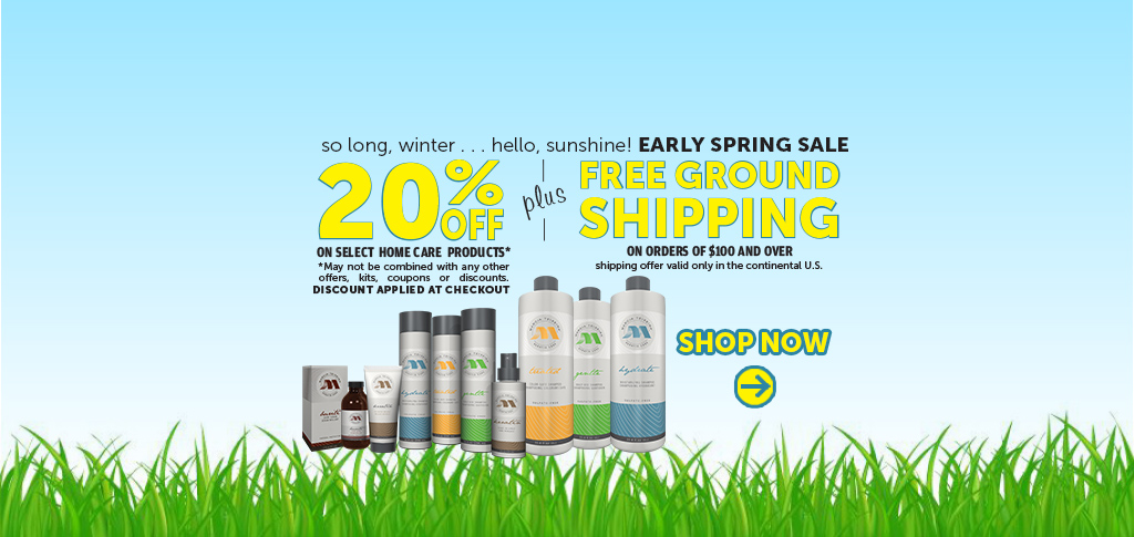 Early Spring Sale - HomePage