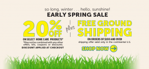 Early Spring Sale- Sliderbottom